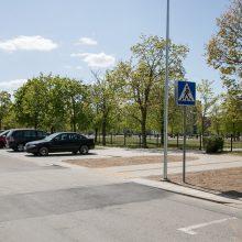 Pilaitėje – 240 naujų automobilių stovėjimo vietų