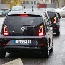 Vilniuje veiks dar dešimtys naujų elektromobilių įkrovimo stotelių