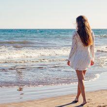 Savaitgalio oras – atostogų svajonė: bus karšta ir be lietaus