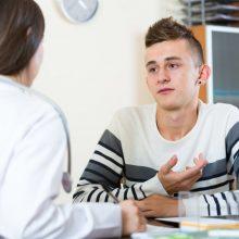 Tarp užsikrėtusių lytiškai plintančiomis infekcijomis – 20 moksleivių