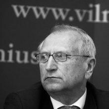 Mirė visuomenininkas, inžinierius J. Zykus