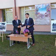 Partnerystės rezultatas Kauno rajone – ketverios įkurtuvės po dvejų metų