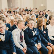 Išsvajota KJG pradinė mokykla Kauno senamiestyje – visapusiškos asmenybės puoselėjimui