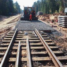 """Prezidentūra apie """"Rail Baltica"""": laukiame garantijų iš latvių ir estų"""
