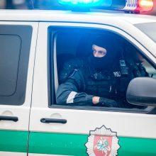 Sostinėje jaunuolis užpuolė ir apiplėšė vyrą