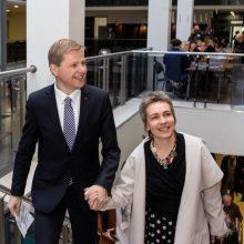 Oficialu: teismas nutraukė R. Šimašiaus ir A. Matulaitės santuoką