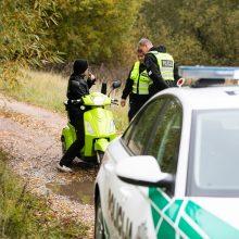 Vilniaus miškelyje rastas vyro kūnas