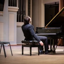 Paskelbti tarptautinio M. K. Čiurlionio pianistų ir vargonininkų konkurso rezultatai
