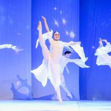 """Baleto """"Vaivos juosta"""" choreografė: džiugu, kad pasiekėme tūkstančius lietuvių širdžių"""