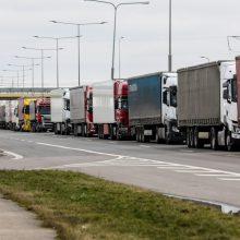M. Skuodis: dalis nuostatų diskriminuoja ES pakraštyje esančius vežėjus