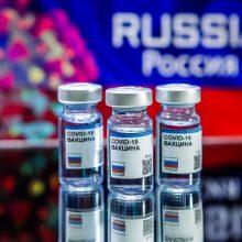 Rusijoje nustatyta beveik 5,4 tūkst. naujų COVID-19 atvejų, 150 žmonių mirė