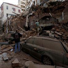 Sprogimas Beirute