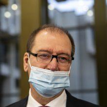 Europos liberalai reikalauja V. Uspaskicho atsiprašymo dėl homofobiškų komentarų