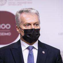 Lietuva siekia 2023 metais surengti NATO viršūnių susitikimą