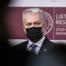 Lietuvos ir Islandijos vadovai aptars pandemijos valdymo patirtį