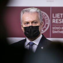 G. Nausėda su ministrais aptars pandemijos sąlygomis kylančius iššūkius švietimo kokybei