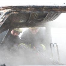 Aiškėja daugiau detalių apie tragišką avariją Trakų rajone: liepsnose žuvo 17-metis