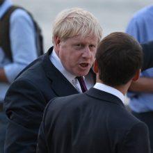 """ES: Britanija privalo apmokėti """"Brexit"""" sąskaitą net ir išstodama be sutarties"""