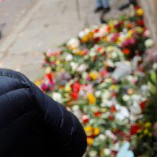 Kaltinamasis šaudynėmis Halės mieste prisipažino dėl nusikaltimo ir motyvų