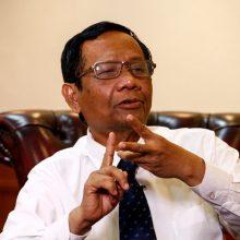 Koronavirusą su moterimis palyginusį Indonezijos ministrą užgriuvo kritikos banga