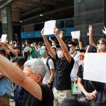 Kinijai spaudžiant honkongiečius, Vakarai siūlo jiems prieglobstį