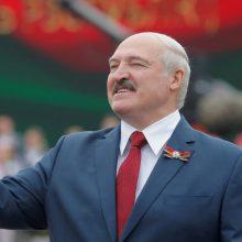 Rinkėjų apklausa: Baltarusijos prezidento rinkimus triuškinamai laimi A. Lukašenka