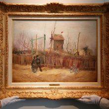 Retas V. van Gogho paveikslas parduotas už daugiau kaip 13 mln. eurų