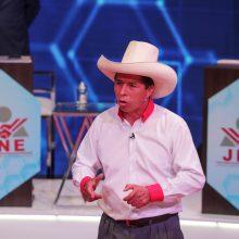 Peru prezidento rinkimuose reikės antrojo turo