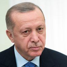 Turkija Kabule surengė pirmąsias derybas su Talibanu