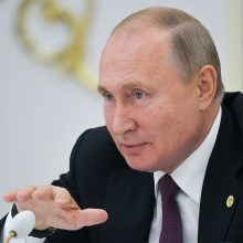 V. Putinas patvirtino dirbtinio intelekto plėtros strategiją