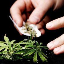 Narkotikų kontrabandą padėjusiam gauti vyrui – griežtesnė bausmė