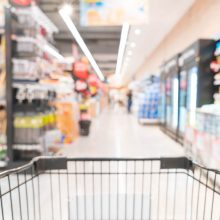 Kai kuriems prekybininkams karantinas atnešė pelno: pirkta daugiau maisto