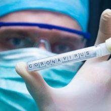 COVID-19 atvejų skaičius pasaulyje perkopė 19,6 mln., aukų padaugėjo iki 726 tūkst.