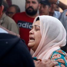 Sirijos kurdų miestą sudrebino aukų pareikalavęs sprogimas