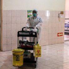 Kol nuslops koronaviruso protrūkis, Kinija uždraudė prekybą laukiniais gyvūnais