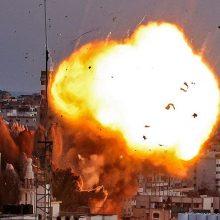 """Izraelis ir Egiptas derasi su """"Hamas"""" dėl taikos, Gazos Ruožo atstatymo"""
