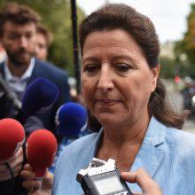 Prancūzų sveikatos eksministrė sulaukė kaltinimų dėl to, kaip sprendė COVID-19 krizę