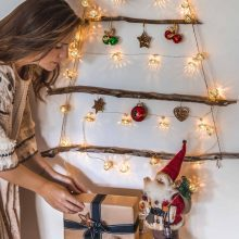 Artėja Kalėdos: kaip švęsti nepamirštant gamtos