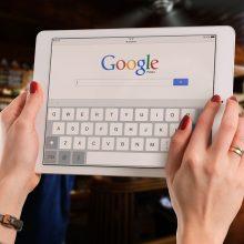 """""""Google"""" sumokės 170 mln. dolerių baudą už dalijimąsi vaikų duomenimis"""