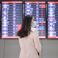 Pokyčiai keliaujantiems: paveiktų šalių sąraše – visos pasaulio valstybės