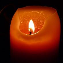 Per gaisrą Pasvalio rajone žuvo žmogus