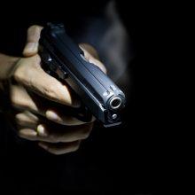 Teismui perduota jauno vyro nužudymo byla: buvo nušautas kilus konfliktui taksi automobilyje