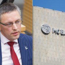 """Teismas vėl nagrinės """"MG Baltic"""" ieškinį VSD dėl žalos atlyginimo"""