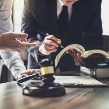 Parlamentarai pradėjo svarstyti teismų veiklos pertvarką: numatomi trys esminiai pokyčiai