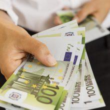 Verslui paskirstyta 155 mln. eurų vertės parama