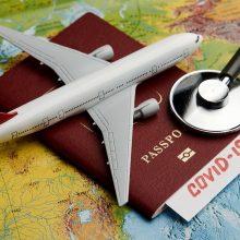 Šalies oro uostuose – nuo praėjusios savaitės daugiau maršrutų atostogų kryptimis