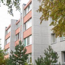 Daugiabučiams Kauno rajone tvarkyti – 100 tūkst. eurų