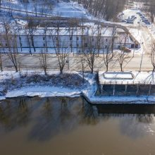 Vilniuje kuriamas naujas traukos centras: projektą greitai pristatys ir visuomenei