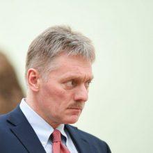 Kremlius: Rusija Jungtinei Karalystei skelbs atsakomąsias sankcijas
