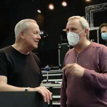 """Nacionalinis Kauno dramos teatras kartu su """"Kaunas 2022"""" ruošiasi išskirtiniam projektui"""